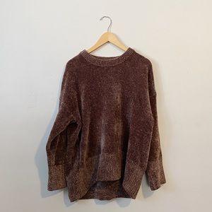 ZARA Thick Knit Sweater